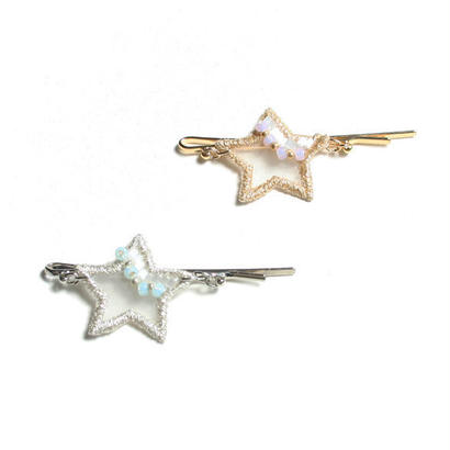 AURORA STAR HAIR PIN