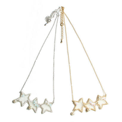 AURORA STAR NECKLACE