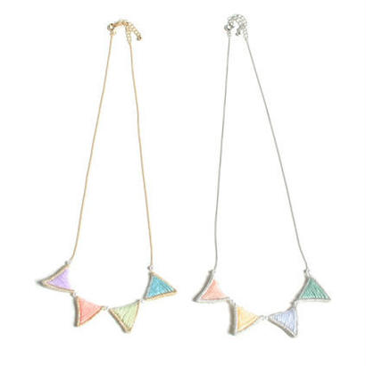 PRISM GARLAND NECKLACE (COLOUR)