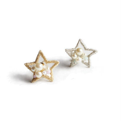 AURORA STAR EAR CUFF