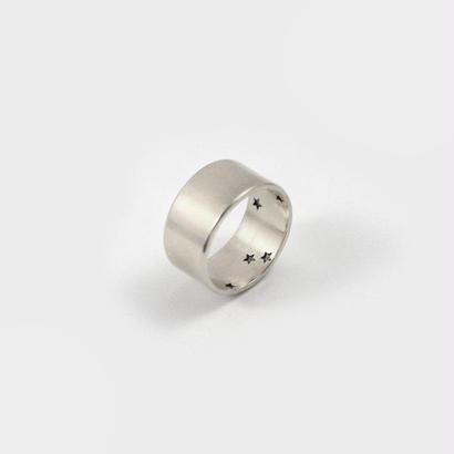 Star Band Ring(silver)