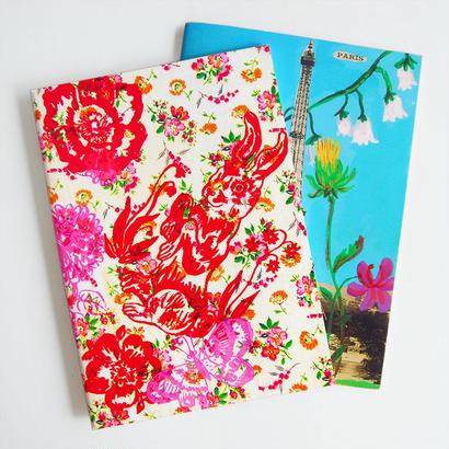 Notebook Mon petit jardin | Nathalie Lété