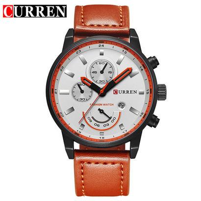 カレン ブランド 高級クォーツ時計 メンズファッション カジュアルスポーツ時計 レロジオ 19