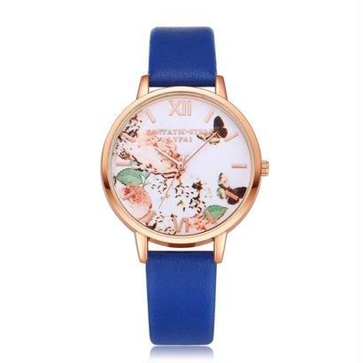 ファッション腕時計 女性腕時計高級クリスタル 女性クォーツ腕時計 レディースドレス ギフト 195