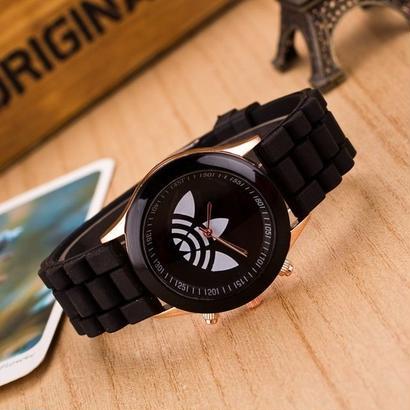 カジュアル腕時計 男性スポーツシリコン腕時計 ドレスクォーツブランド腕時計 ギフト 56