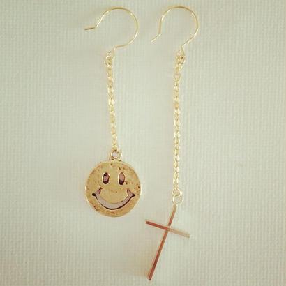 smile+cross