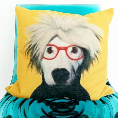 Dog Cosplay Cushion Cover no.2