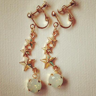 Wish upon a Star(s)earring