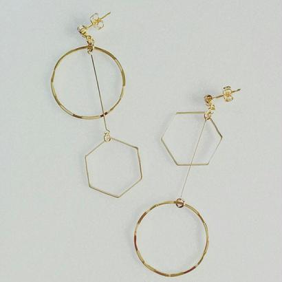 Hexagon×circle