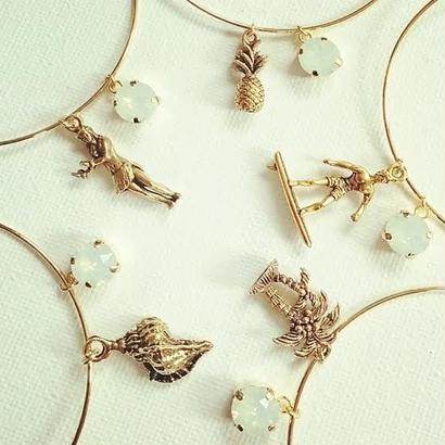 SWAROVSKI White Opal bangle