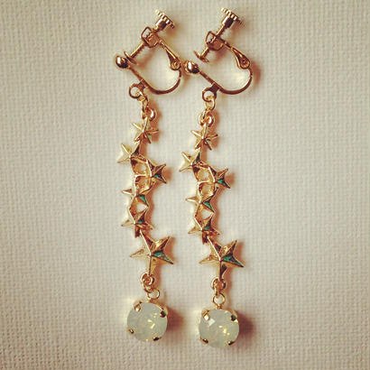 Wish upon a Star(L)earring