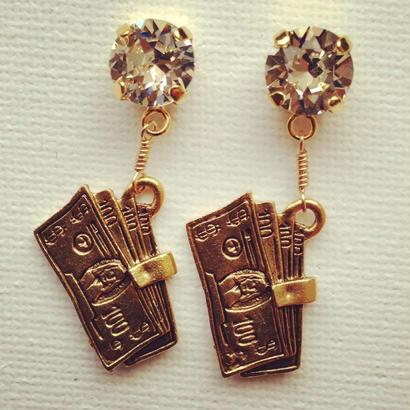 SWAROVSKI money clip