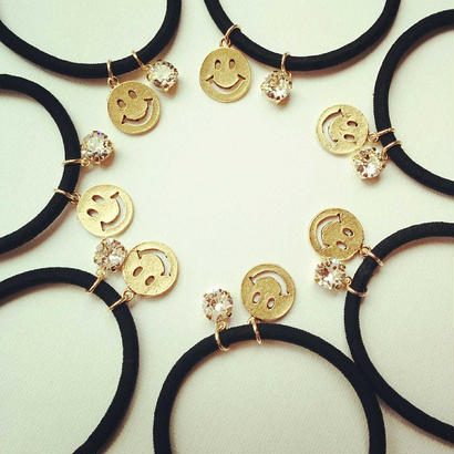 smile hair accessory