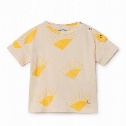 【 Bobo Choses 2018SS 】118145 Sun short sleeve t-shirt