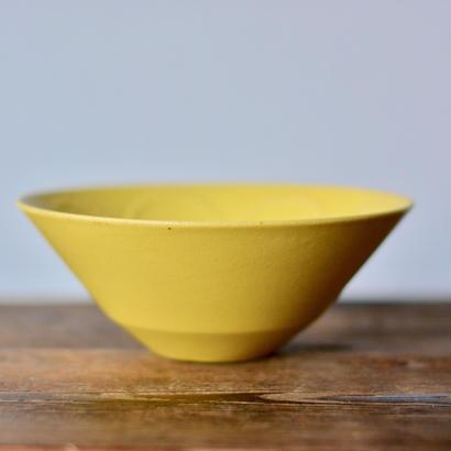"""【ミナペルホネン】 ボウル  """"tambourine"""" / yellow   (TW0007)"""