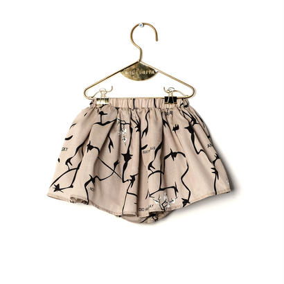 【BABY】【 WOLF&RITA 2018SS 】LEONOR - Skort / THIS IS NOW