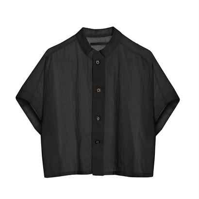 【 Little Creative Factory 18SS 】Ballet Baby Shirt / BLACK