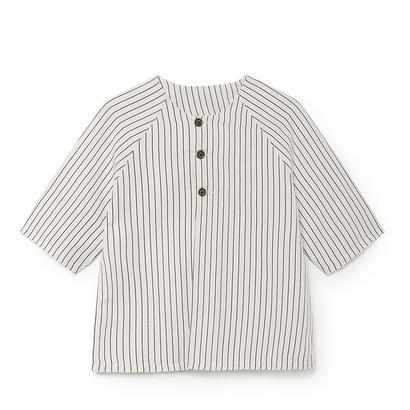 【 Little Creative Factory 18SS 】Tap Shirt / WHITE