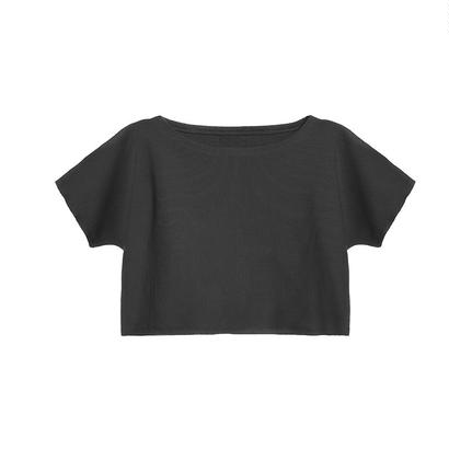 【 Little Creative Factory 18SS 】  Soft T-Shirt / BLACK