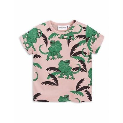 【 mini rodini 2018SS 】Draco ss tee/ green