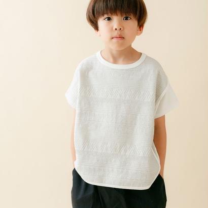 【 nunu forme 18SS 】 ネイティブT(〜145cm)/ Gray