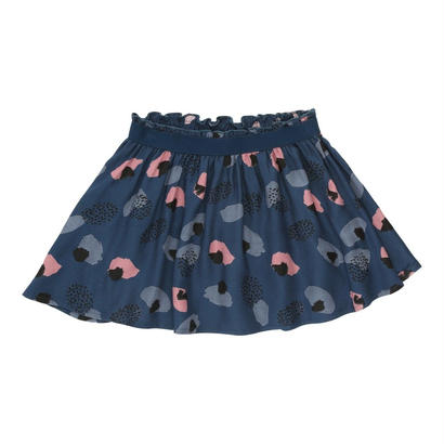 【Soft Gallery 2017AW】Maria Skirt / 157. Reflecting Pond - AOP Blot