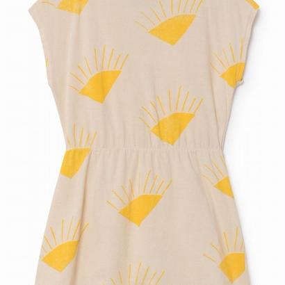 【 Bobo Choses 2018SS 】118207 Sun Shaped Dress