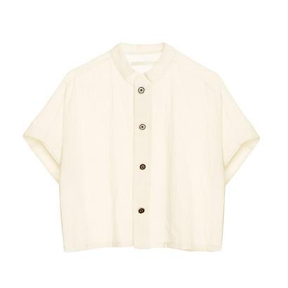 【 Little Creative Factory 18SS 】Ballet Baby Shirt / IVORY