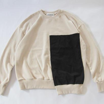 【 UNIONINI 2017AW】PO-017 □ pullover / Cream / size1,2