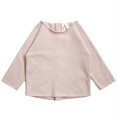 【 Gray Label 2017AW】 Baby Jumper / Vintage Pink / 80cm