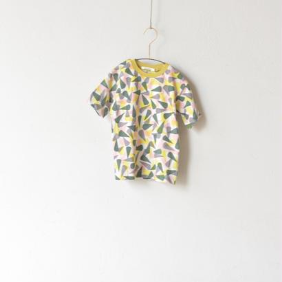 """【 ミナペルホネン 18SS 】 """"enfants terribles """" Tシャツ / pink  / 80〜100cm   (WS8870P)"""