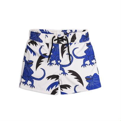 【 mini rodini 2018SS 】Draco swimshorts/ blue