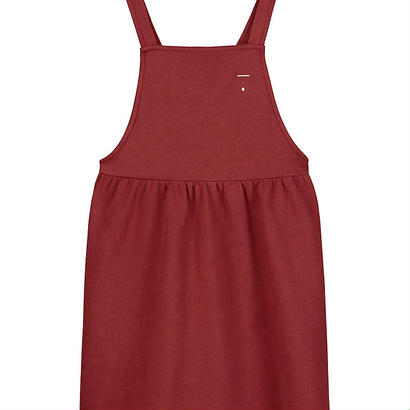 【 Gray Label 2017AW】 Pinafore Dress / Burgundy