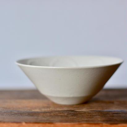 """【ミナペルホネン】 ボウル  """"tambourine"""" / white   (TW0007)"""