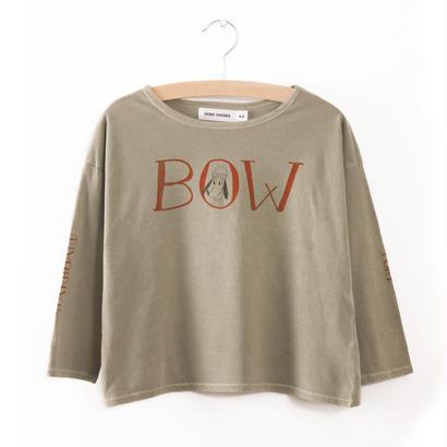 【 bobo Choses 2017AW】217006 T-Shirt  Bow