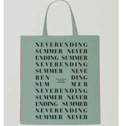 【 Bobo Choses 2018SS 】517031 SHOPPING BAG SS18