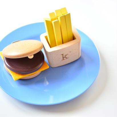 kiko ハンバーガーセット