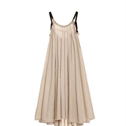 【 Little Creative Factory 18SS 】Ballet Sun Dress / MAUVE