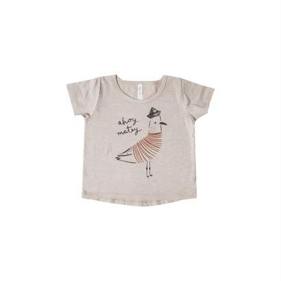 【 Rylee & Cru2018SS 】Tシャツ / ahoy matey