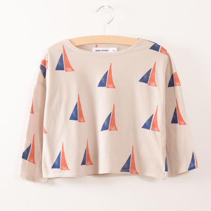 【 bobo Choses 2017AW】217002 T-Shirt  Alma S.B. AO
