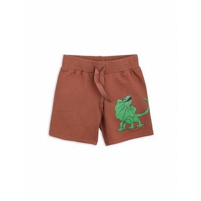 【 mini rodini 2018SS 】Draco sp sweatshorts/ brown