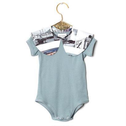 【BABY】【 WOLF&RITA 2018SS 】CARMINHO - Bodysuit / ON THE ROAD / 6-12ヶ月