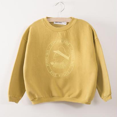 【 bobo Choses 2017AW】217028 Sweatshirt  Captain Ahab