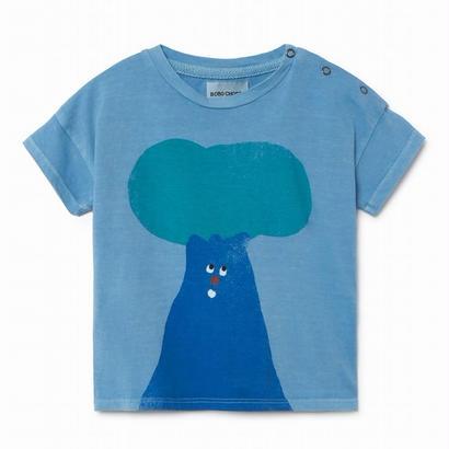 【 Bobo Choses 2018SS 】118151 Tree short sleeve t-shirt