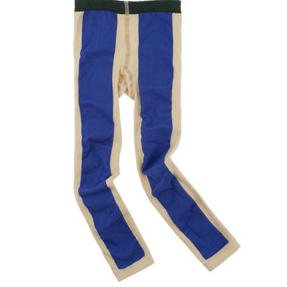 【tiny cottons 2017AW】AW17-355 long line leggins / beige / blue
