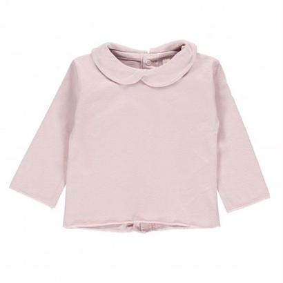 【 Gray Label 2017AW】 Baby Collar Tee / Vintage Pink / 80cm