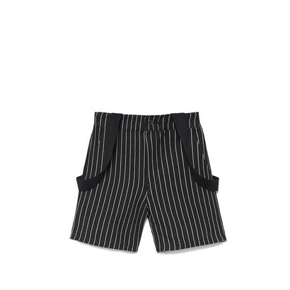 【 Little Creative Factory 18SS 】Tap Baby Shorts / BLACK