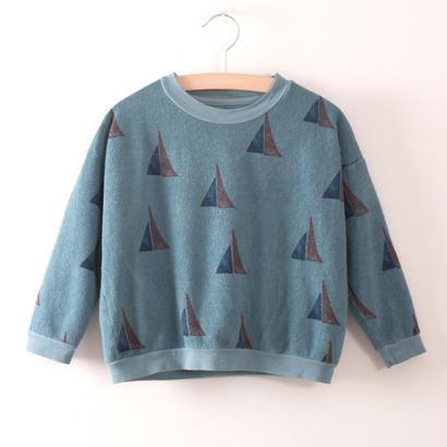 【 bobo Choses 2017AW】217035 Sweatshirt  Alma S.B. AO