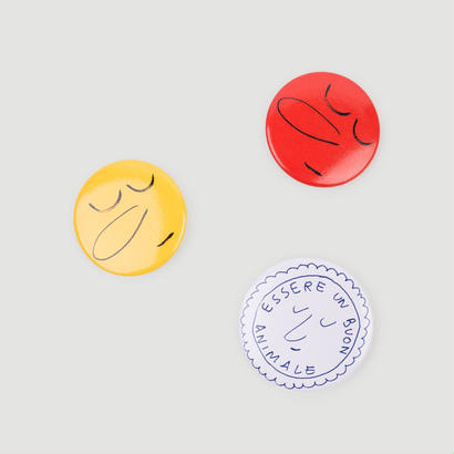 【 THE ANIMALS OBSERVATORY 2017AW 】000646 BUTTON