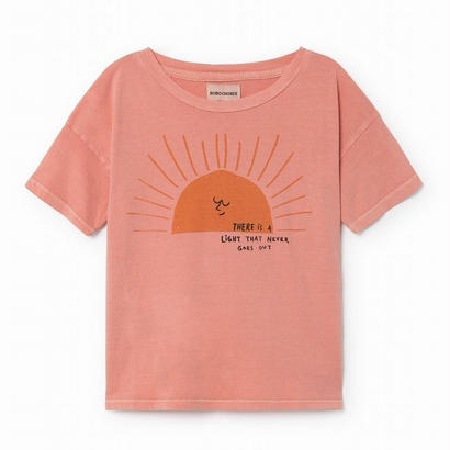 【 Bobo Choses 2018SS 】118005 Sun shortsleeve t-shirt